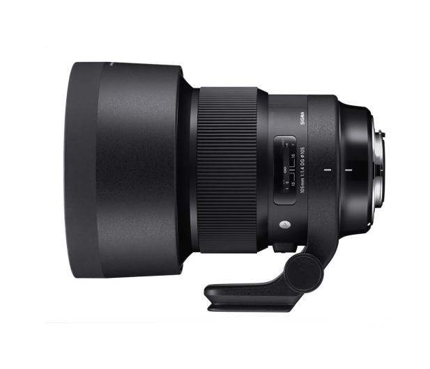 Sigma A 105mm f1.4 Art DG HSM Canon - 453720 - zdjęcie 2