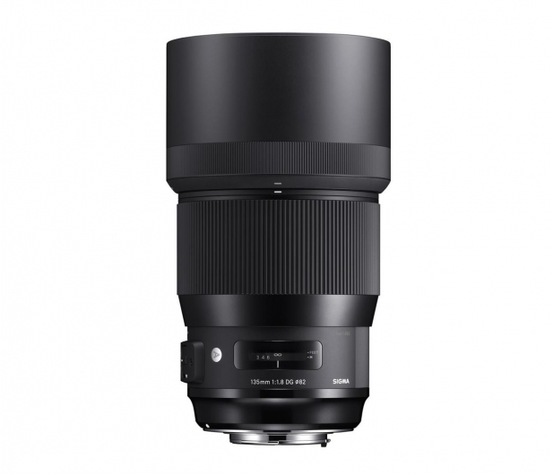 Sigma A 135mm f1.8 Art DG HSM Canon - 453727 - zdjęcie
