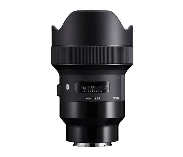 Sigma A 14mm f/1.8 DG HSM Sony E - 453624 - zdjęcie
