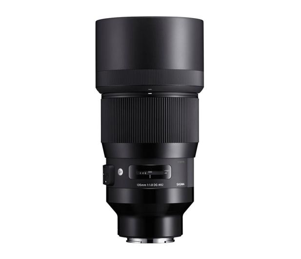 Sigma A 135mm f1.8 Art DG HSM Sony E - 453772 - zdjęcie