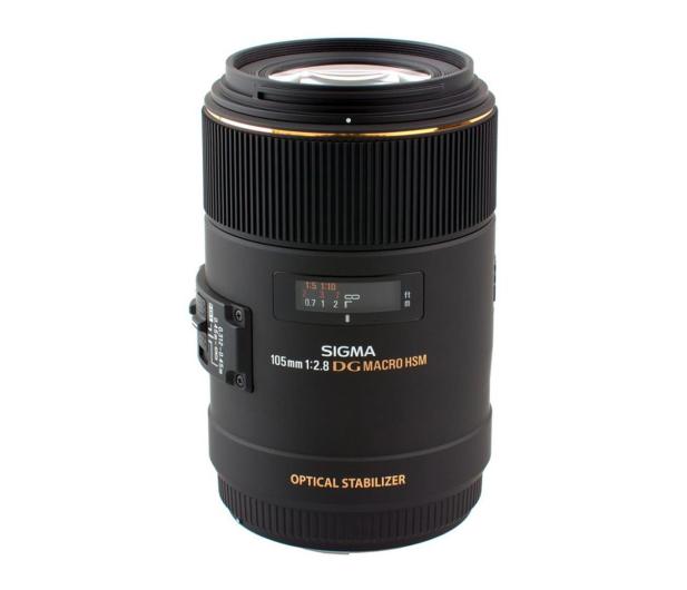 Sigma 105mm f2.8 APO EX DG OS HSM MACRO Canon - 166574 - zdjęcie