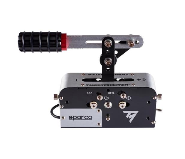 Thrustmaster TSSH SPARCO MOD+ Hamulec ręczny/Skrzynia Biegów  - 453158 - zdjęcie 3
