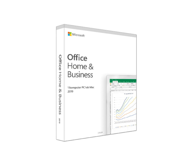Microsoft Office 2019 Home & Business - 559914 - zdjęcie