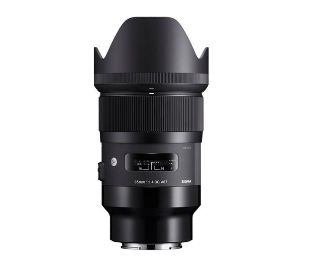 Sigma A 35mm f1.4 Art DG HSM Sony E - 453672 - zdjęcie