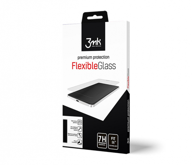 3mk Flexible Glass do iPhone X/Xs - 454555 - zdjęcie