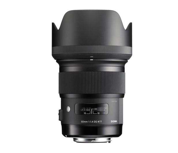 Sigma A 50mm f1.4 Art DG HSM Sony - 453708 - zdjęcie