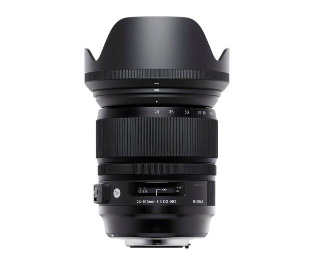 Sigma A 24-105mm f4 Art DG OS HSM Nikon - 453816 - zdjęcie