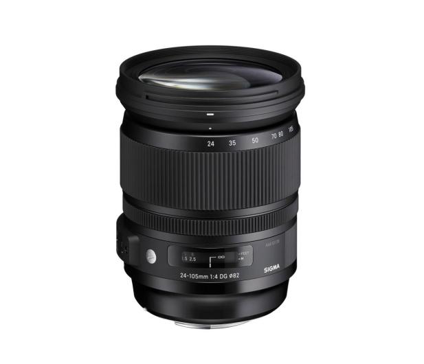 Sigma A 24-105mm f4 Art DG OS HSM Canon - 453814 - zdjęcie 2