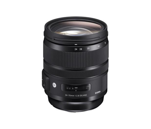 Sigma A 24-70mm f2.8 Art DG HSM Canon - 453812 - zdjęcie 3