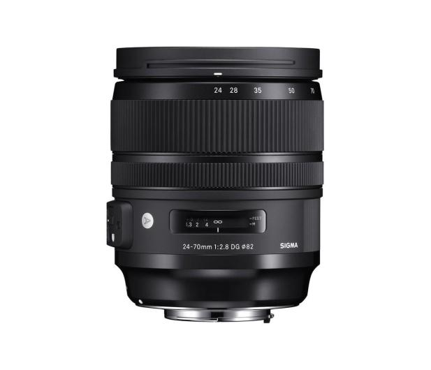 Sigma A 24-70mm f2.8 Art DG HSM Canon - 453812 - zdjęcie 2