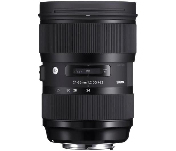 Sigma A 24-35mm f2 Art DG HSM Canon - 453787 - zdjęcie 2