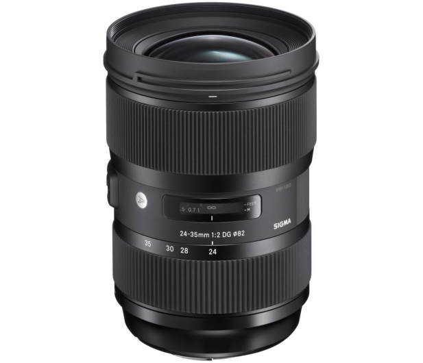 Sigma A 24-35mm f2 Art DG HSM Canon - 453787 - zdjęcie 3