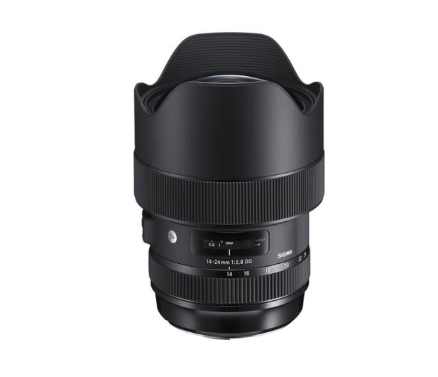 Sigma A 14-24mm f2.8 Art DG HSM Canon - 453783 - zdjęcie 2