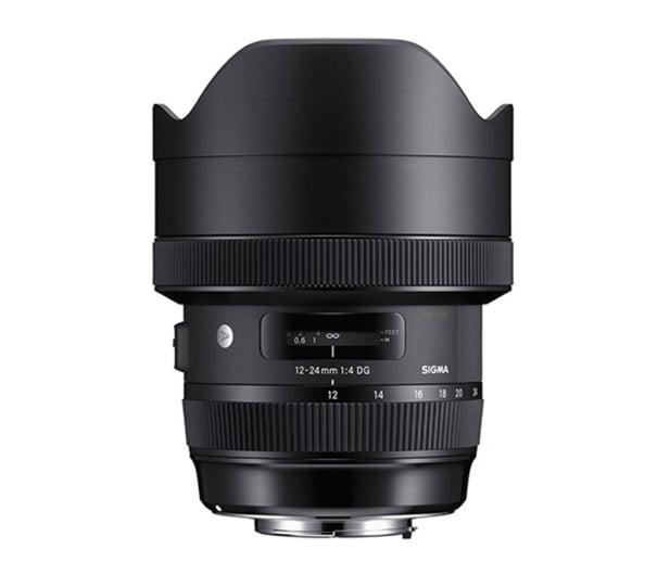 Sigma A 12-24mm f4 Art DG HSM Canon - 453781 - zdjęcie