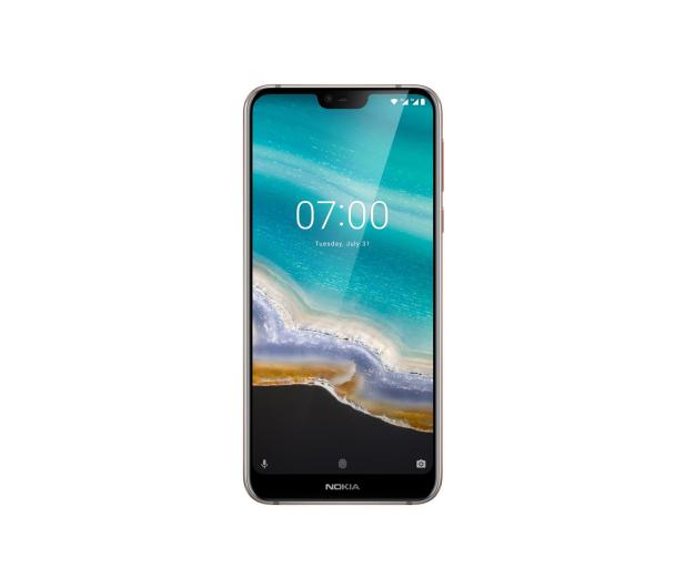 Nokia 7.1 Dual SIM szary - 454747 - zdjęcie 2