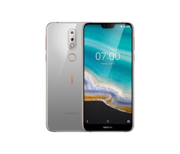 Nokia 7.1 Dual SIM szary - 454747 - zdjęcie