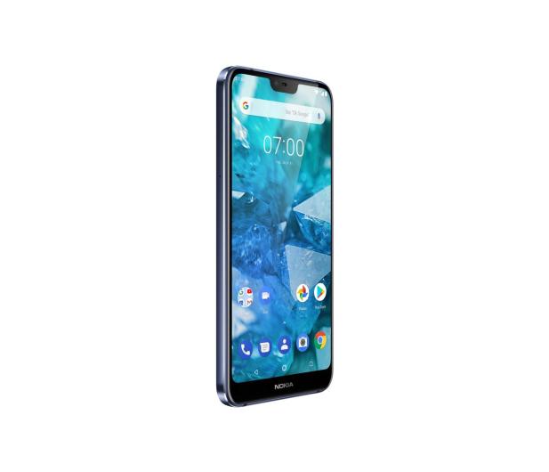Nokia 7.1 Dual SIM niebieski - 454746 - zdjęcie 4