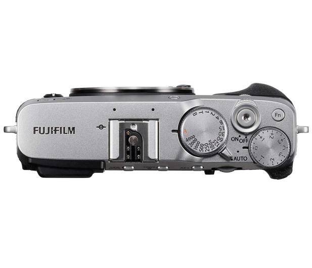 Fujifilm X-E3 body srebrny - 454740 - zdjęcie 3