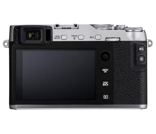 Fujifilm X-E3 body srebrny - 454740 - zdjęcie 2