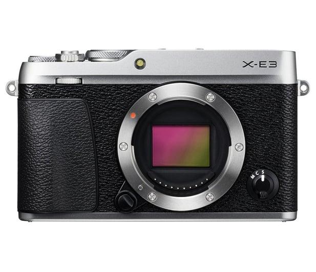 Fujifilm X-E3 body srebrny - 454740 - zdjęcie