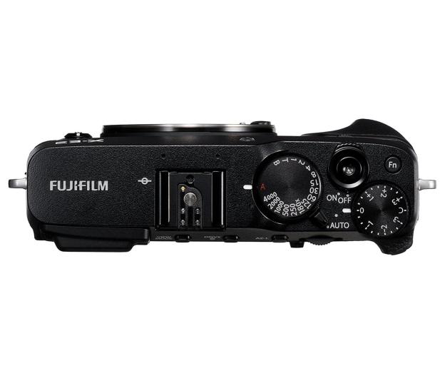 Fujifilm X-E3 body czarny  - 454739 - zdjęcie 3