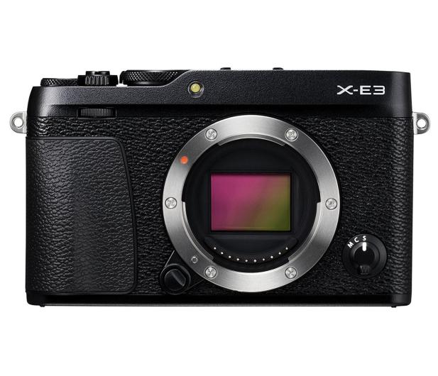 Fujifilm X-E3 body czarny  - 454739 - zdjęcie