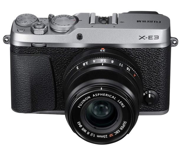 Fujifilm X-E3 23mm f2.0 srebrny - 454750 - zdjęcie