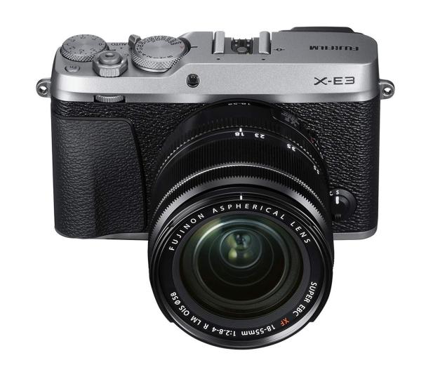 Fujifilm X-E3 18-55mm f2.8-4 OIS srebrny - 454744 - zdjęcie