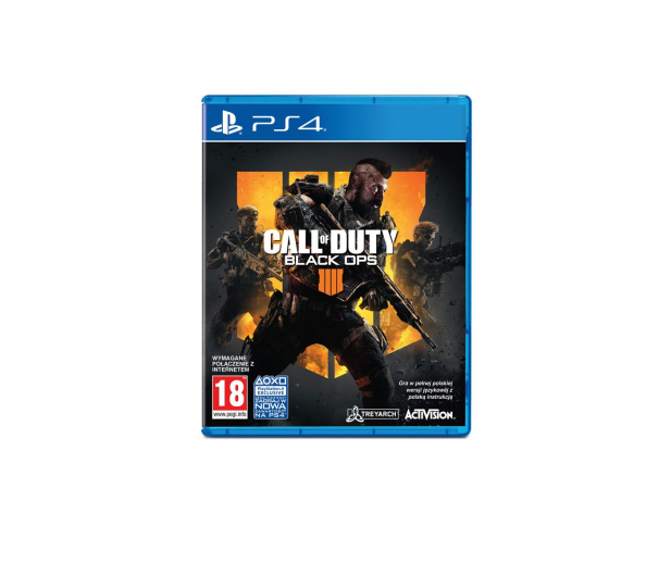 PlayStation Call of Duty: Black Ops 4 - 416806 - zdjęcie