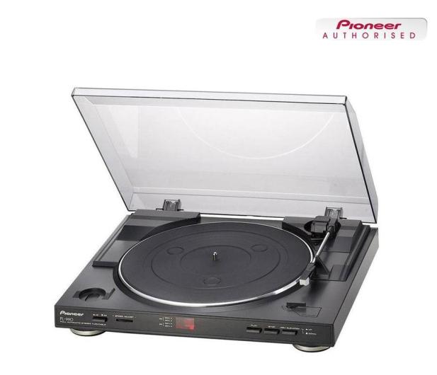 Pioneer PL990 Czarny - 454564 - zdjęcie