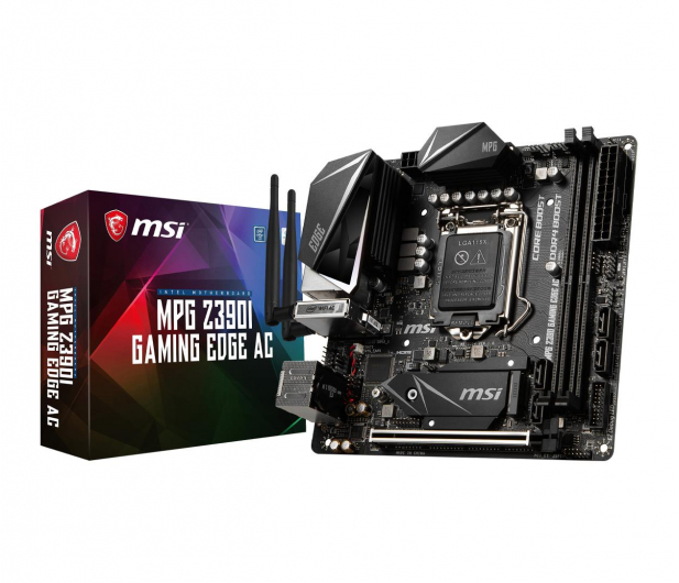 MSI MPG Z390I GAMING EDGE AC - 454152 - zdjęcie