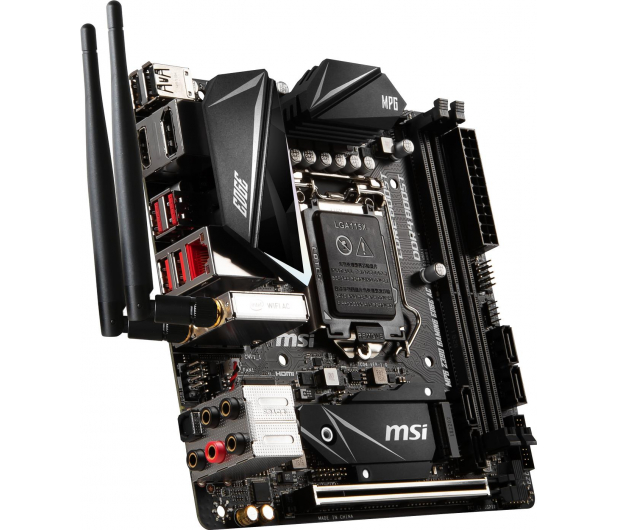 MSI MPG Z390I GAMING EDGE AC - 454152 - zdjęcie 7