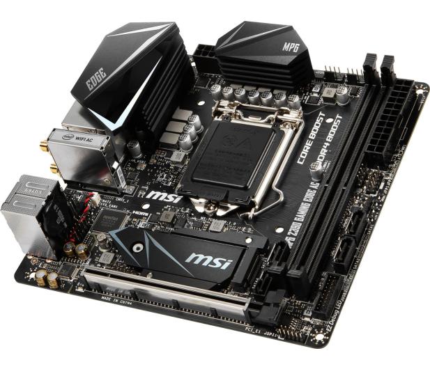MSI MPG Z390I GAMING EDGE AC - 454152 - zdjęcie 3