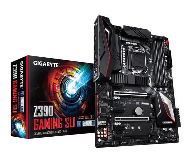 Gigabyte Z390 GAMING SLI - 454035 - zdjęcie