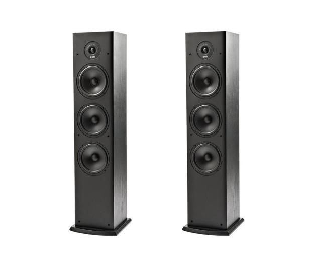 Polk Audio T 50 czarne - 454355 - zdjęcie 3