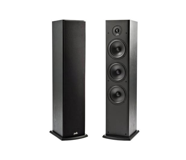 Polk Audio T 50 czarne - 454355 - zdjęcie 4