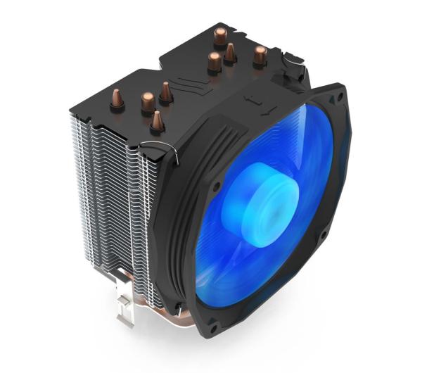 SilentiumPC Spartan 3 PRO RGB 100mm  - 455046 - zdjęcie 4