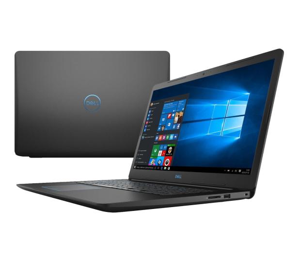 Dell Inspiron G3 i7-8750H/16GB/480+1000/Win10 GTX1050Ti - 461557 - zdjęcie