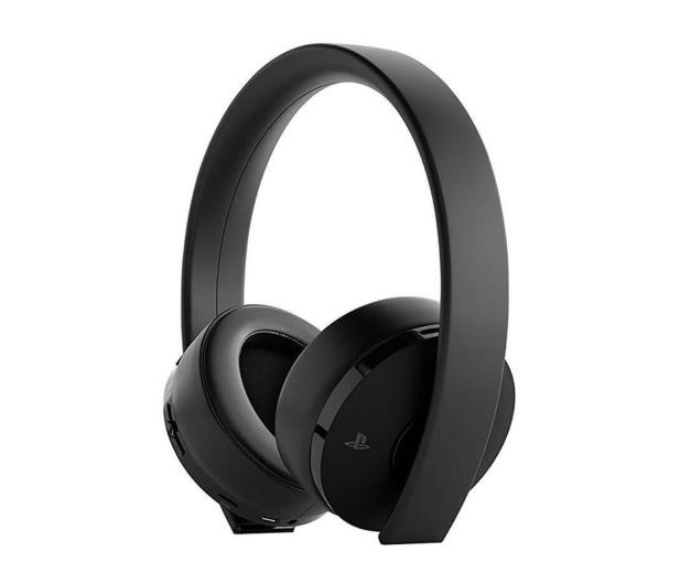 Sony PlayStation 4 Wireless Headset Gold + Fortnite DLC - 510222 - zdjęcie 2