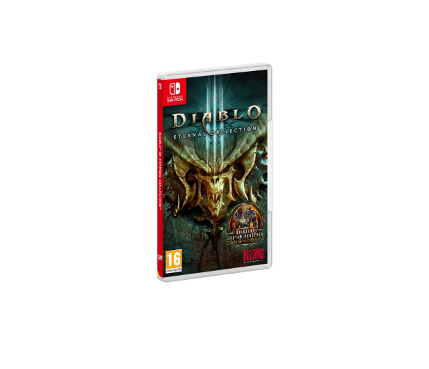 Blizzard Entertainment DIABLO III Eternal Collection - 455313 - zdjęcie