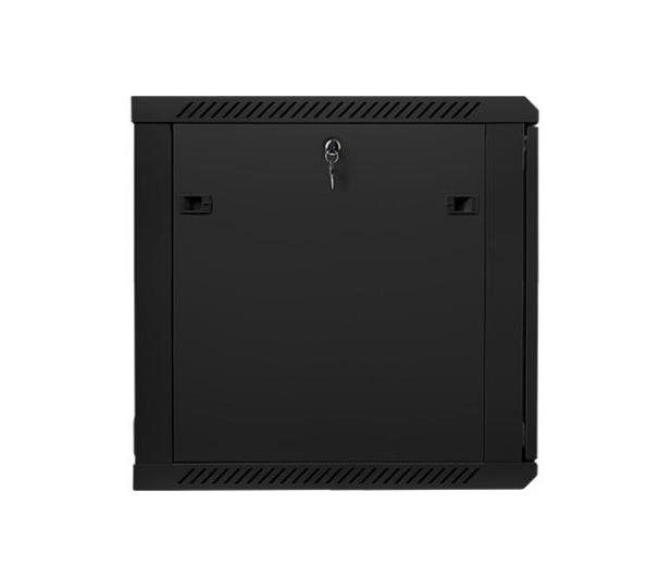 """Lanberg Wisząca 19"""" 12U 600x600mm jednosekcyjna (czarna)  - 455295 - zdjęcie 5"""