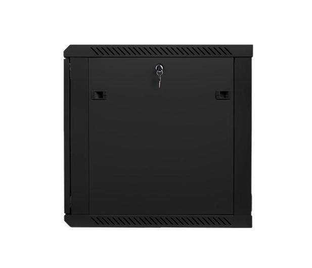 """Lanberg Wisząca 19"""" 12U 600x600mm jednosekcyjna (czarna)  - 455295 - zdjęcie 4"""