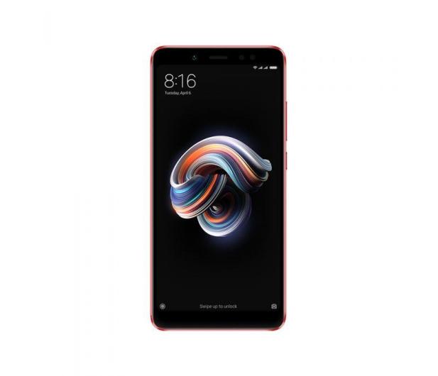 Xiaomi Redmi Note 5 3/32GB Red - 446300 - zdjęcie 2