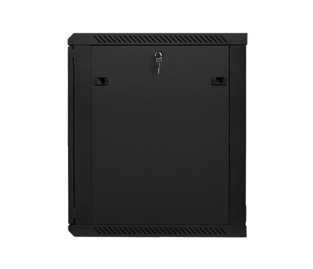 """Lanberg Wisząca 19"""" 15U 600x600mm jednosekcyjna (czarna)  - 455299 - zdjęcie 4"""