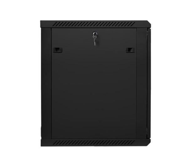 """Lanberg Wisząca 19"""" 15U 600x600mm jednosekcyjna (czarna)  - 455299 - zdjęcie 5"""