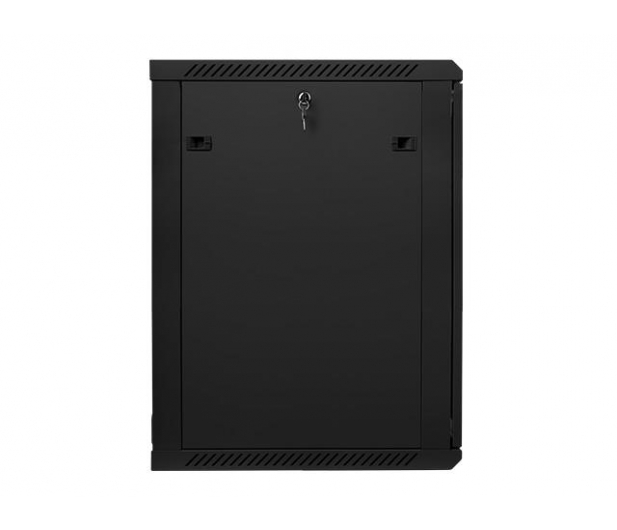 """Lanberg Wisząca 19"""" 18U 600x600mm jednosekcyjna (czarna)  - 455307 - zdjęcie 5"""