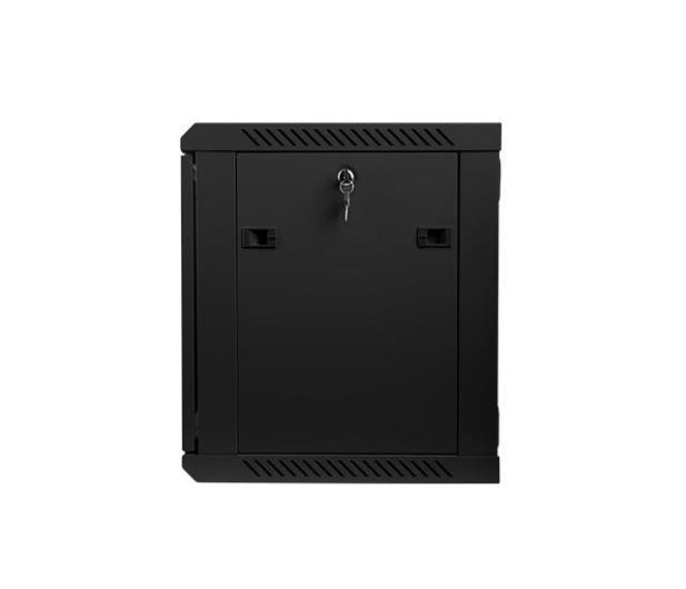 """Lanberg Wisząca 19"""" 9U 600x450mm jednosekcyjna (czarna)  - 455290 - zdjęcie 4"""