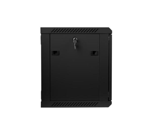 """Lanberg Wisząca 19"""" 9U 600x450mm jednosekcyjna (czarna)  - 455290 - zdjęcie 5"""