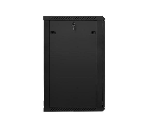"""Lanberg Wisząca 19"""" 22U 600x600mm jednosekcyjna (czarna)  - 455315 - zdjęcie 5"""