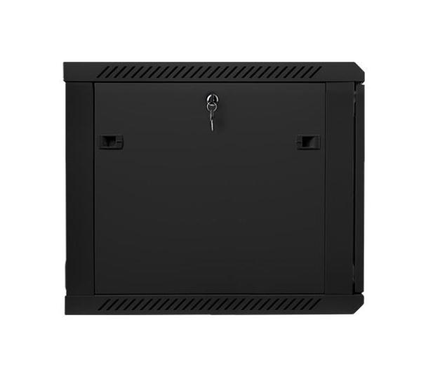 """Lanberg Wisząca 19"""" 9U 600x600mm jednosekcyjna (czarna)  - 455292 - zdjęcie 5"""